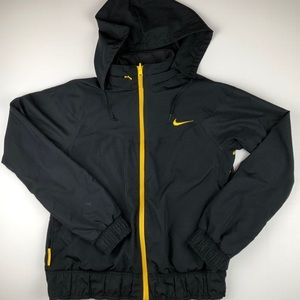 Nike Fit Dry Reversible Hooded Jacket Livestrong S